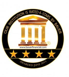 Bauer Financial Logo